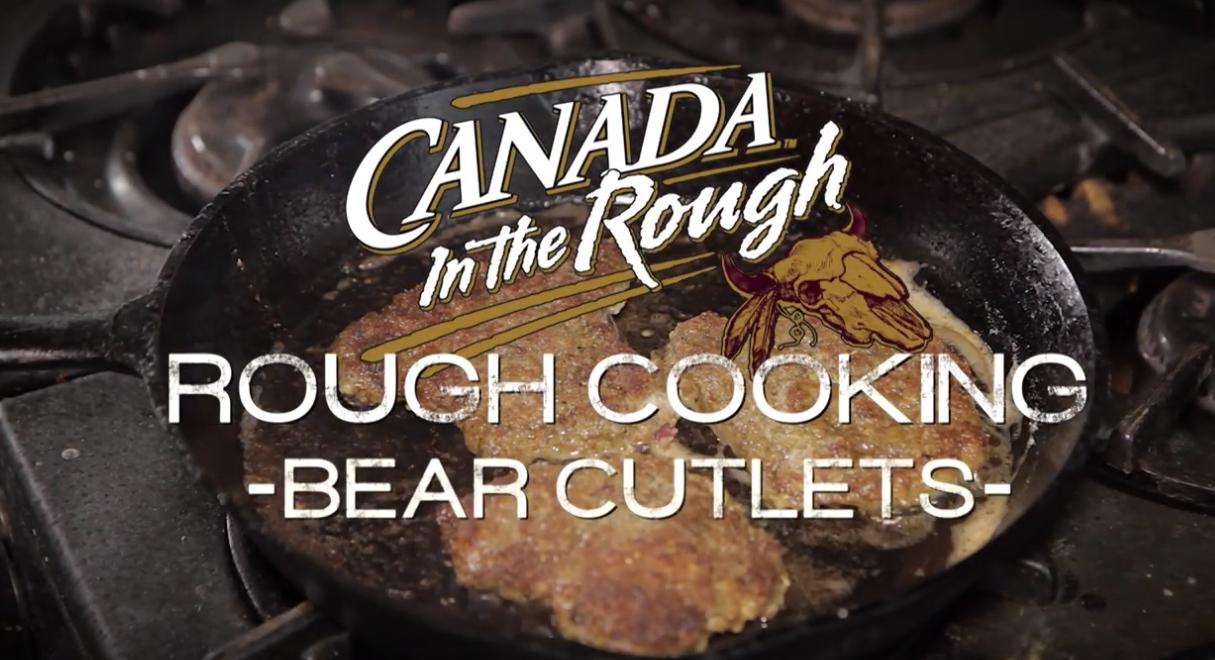 bear cutlets