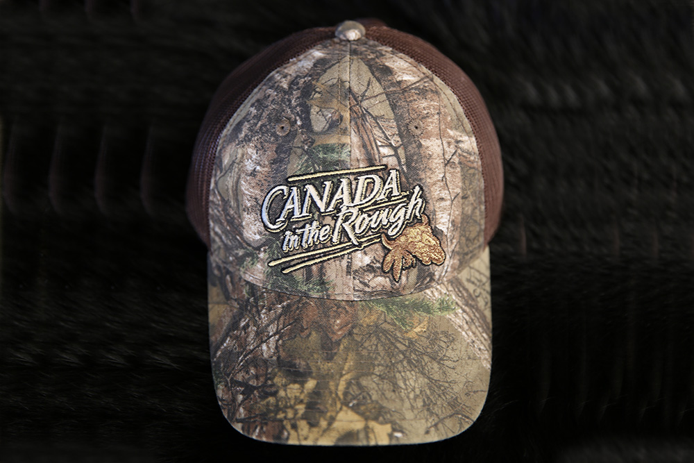 Canada in the Rough hat