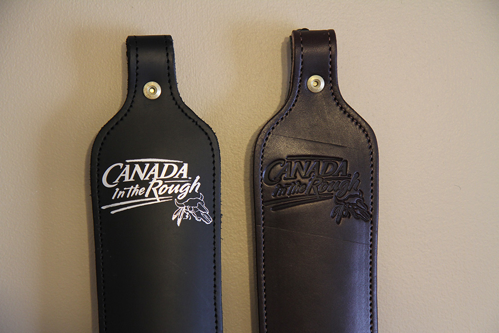 Canada in the Rough gun sling
