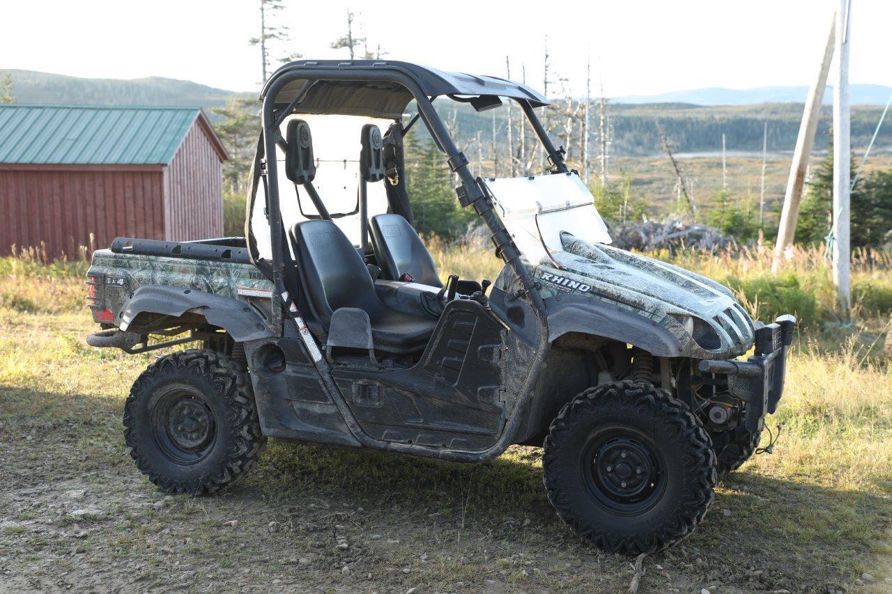 ATV Rhino